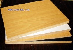 Melamine Paper Faced MDF